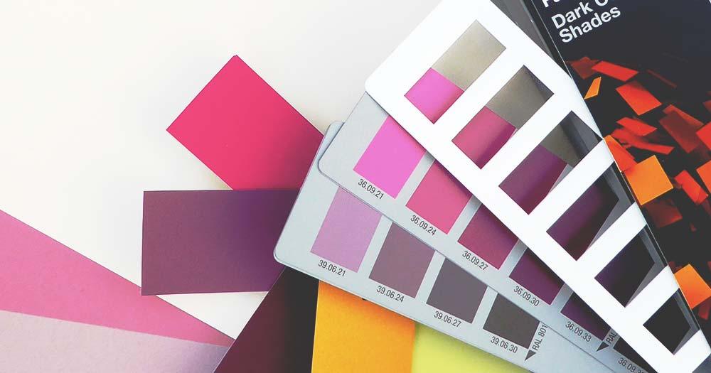 Farbe im Wohnraum richtig einsetzen - Julia Reich, Feng Shui ...